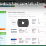 Is It Worth Buying A Refundable Airline Ticket? - Video