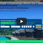 If I Have Multiple Citizenships Which Do I Select For My Travel Insurance? - Video