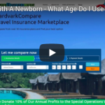 Traveling With A Newborn - What Age Do I Use For Travel Insurance? - Video