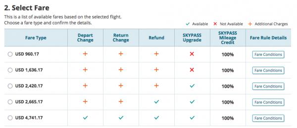 Korean Air Flight Insurance - $960 - $4,741 | AardvarkCompare.com