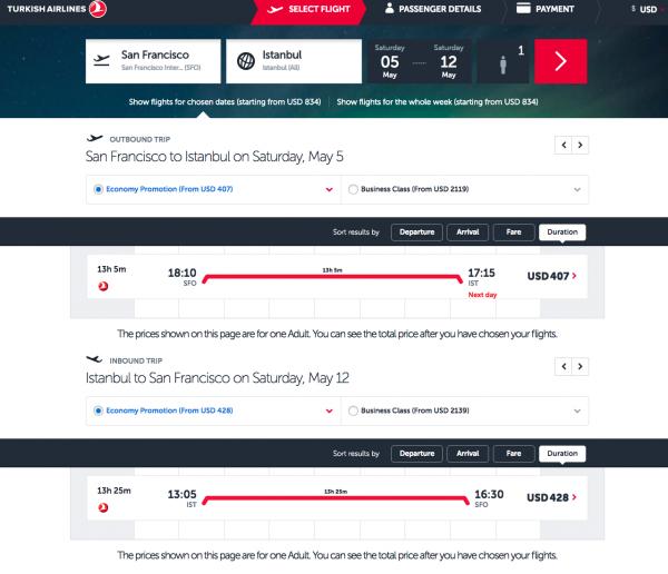 Turkish Airlines Travel Insurance - No Flight Grid   AardvarkCompare.com