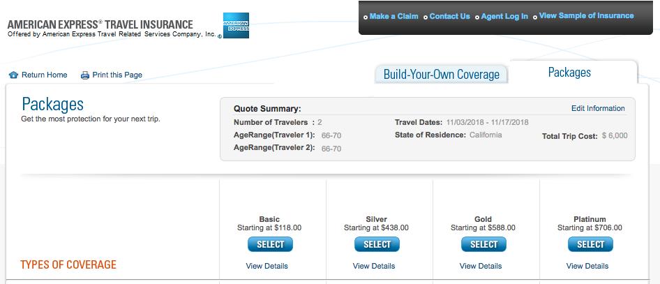 American-Express-Travel-Insurance-Options | AardvarkCompare.com