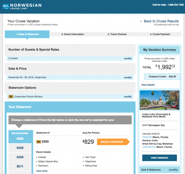 Norwegian Cruise Travel Insurance - $1992 | AardvarkCompare.com