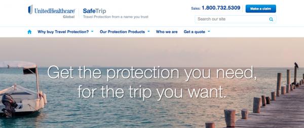 United Healthcare Travel Insurance | AardvarkCompare.com