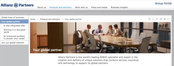 Allianz Global Assistance - B2B2C Travel Insurance | AardvarkCompare.com