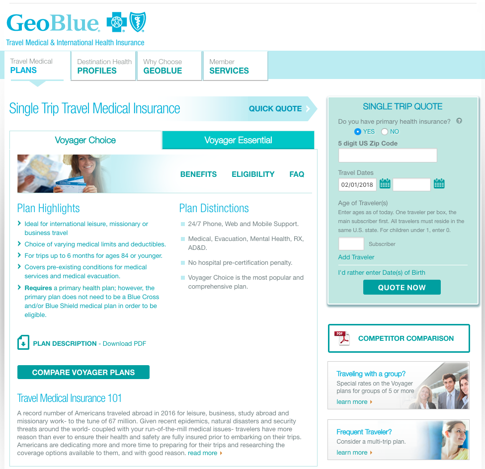 GeoBlue-Travel-Insurance | AardvarkCompare.com