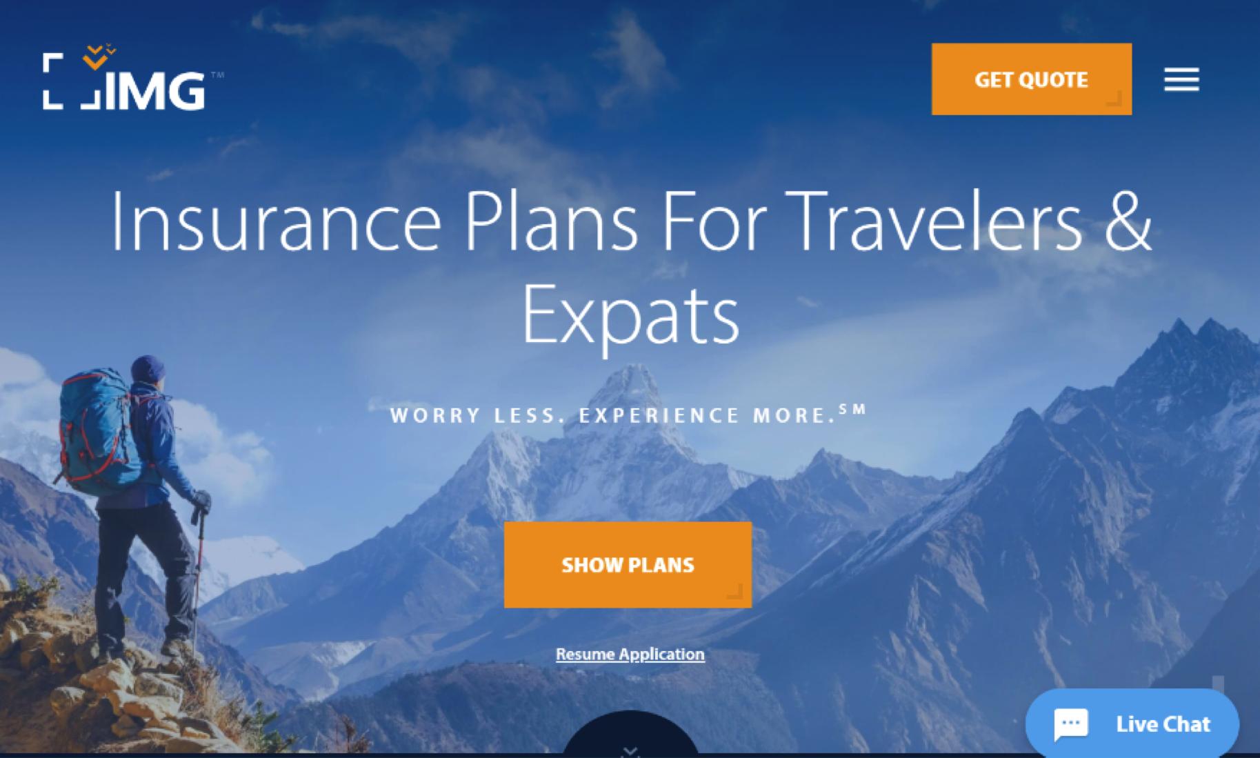 IMG-Global-Travel-Insurance | AardvarkCompare.com