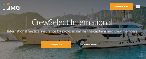CrewSelect-International-Health-Insurance-IMG-600x245 | AardvarkCompare.com