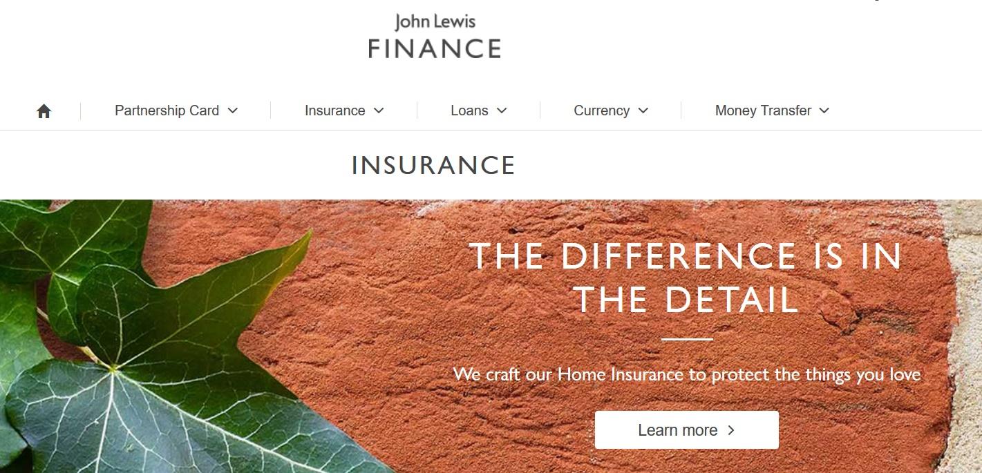 John-Lewis-Travel-Insurance - Insurance | AardvarkCompare.com