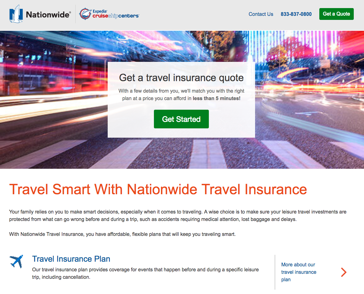 Expedia-CruiseShipCenter-Travel-Insurance-Nationwide-Intro   AardvarkCompare.com