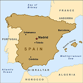 Spain Travel Health Insurance - Country Review