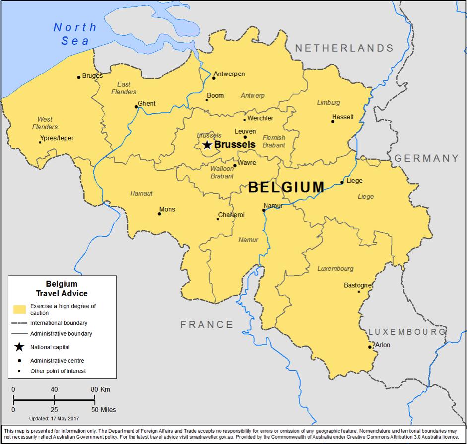 Belgium-Travel-Health-Insurance | AardvarkCompare.com