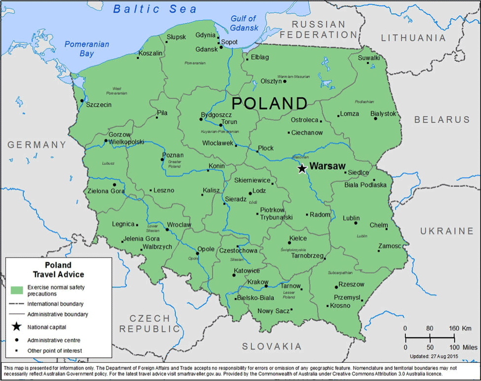 Poland-Travel-Health-Insurance | AardvarkCompare.com