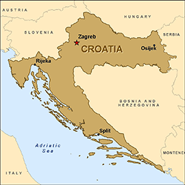 Croatia Travel Health Insurance - Country Review
