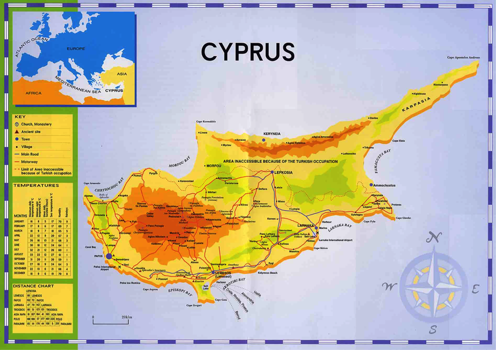 Cyprus-Travel-Health-Insurance | AardvarkCompare.com