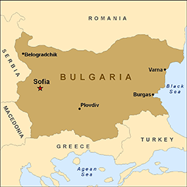 Bulgaria Travel Health Insurance - Country Review