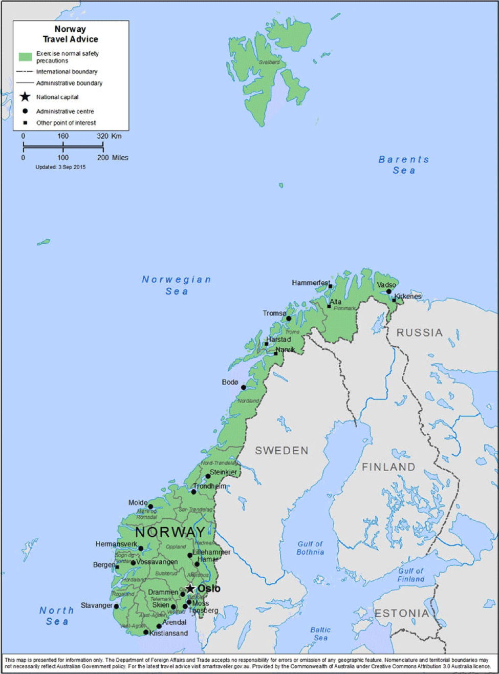 Norway-Travel-Health-Insurance | AardvarkCompare.com