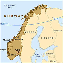 Norway Travel Health Insurance - Country Review