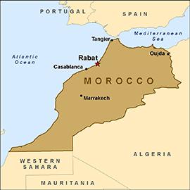Morocco Travel Health Insurance | AardvarkCompare.com