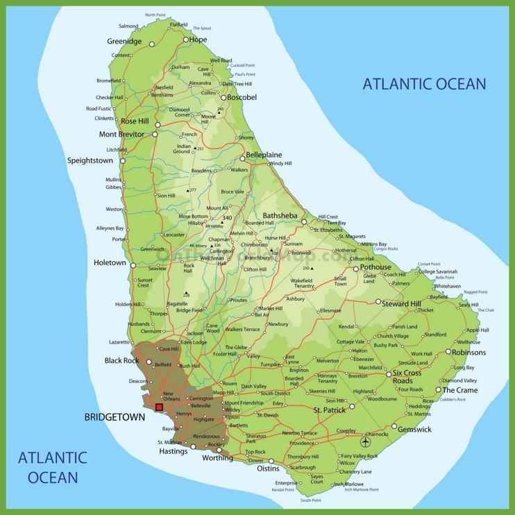 Barbados-Travel-Insurance | AardvarkCompare.com