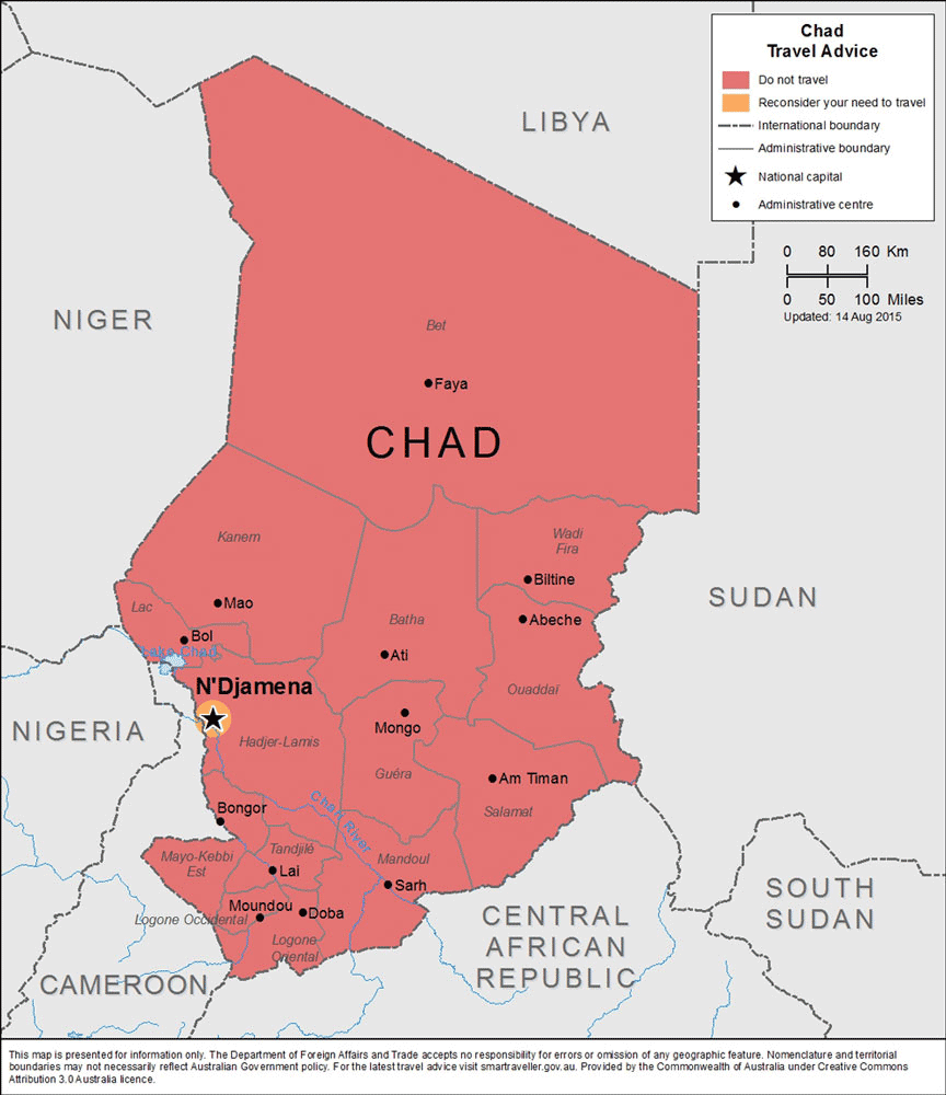 Chad-Travel-Insurance | AardvarkCompare.com