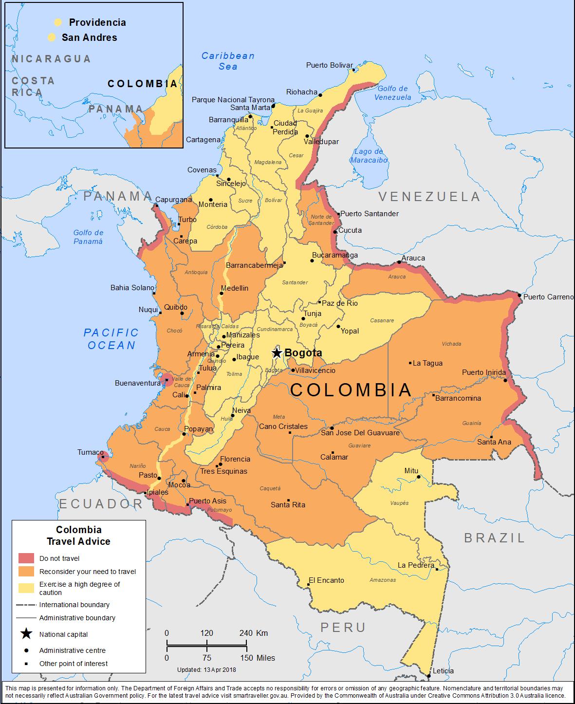 Colombia-Travel-Insurance | AardvarkCompare.com
