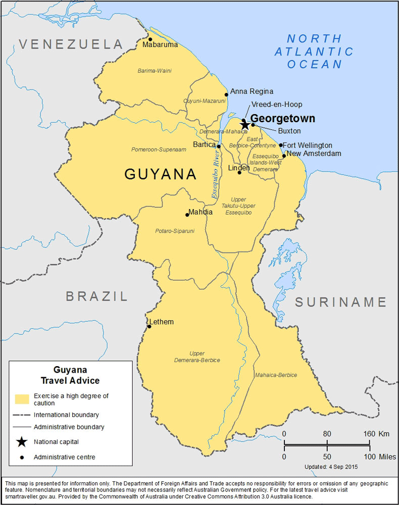 Guyana-Travel-Insurance | AardvarkCompare.com