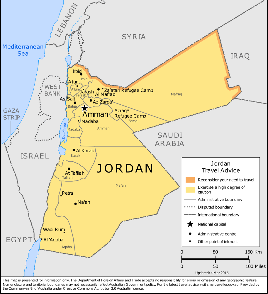 Jordan-Travel-Insurance | AardvarkCompare.com