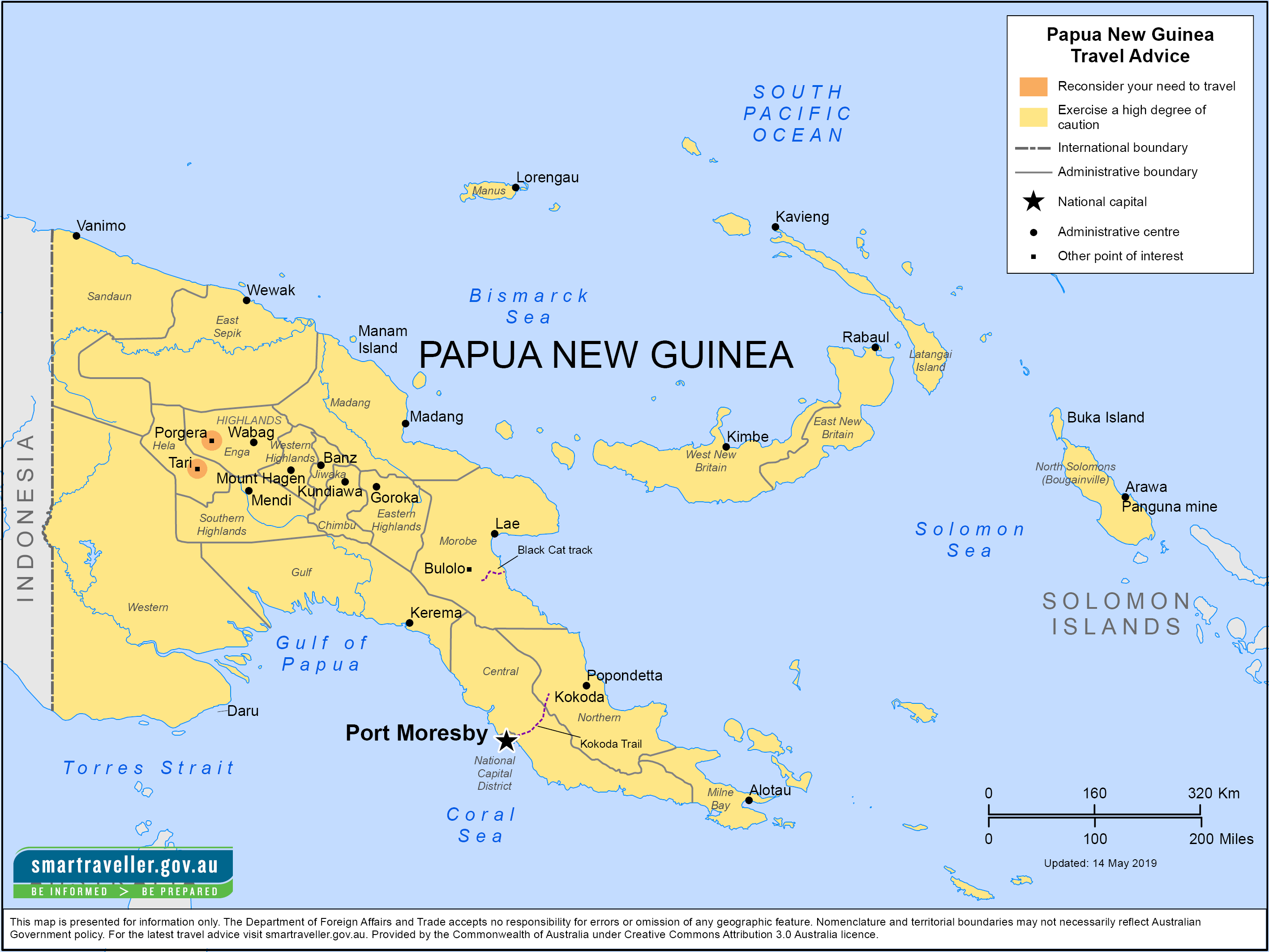 Papua New Guinea-Travel-Insurance | AardvarkCompare.com