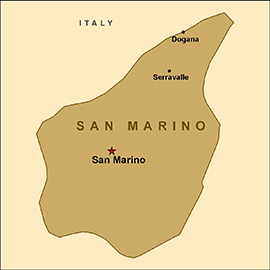 San Marino-Travel-Insurance | AardvarkCompare.com