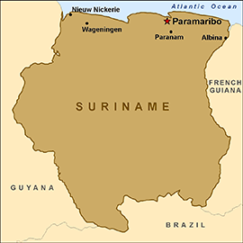 Suriname-Travel-Insurance | AardvarkCompare.com