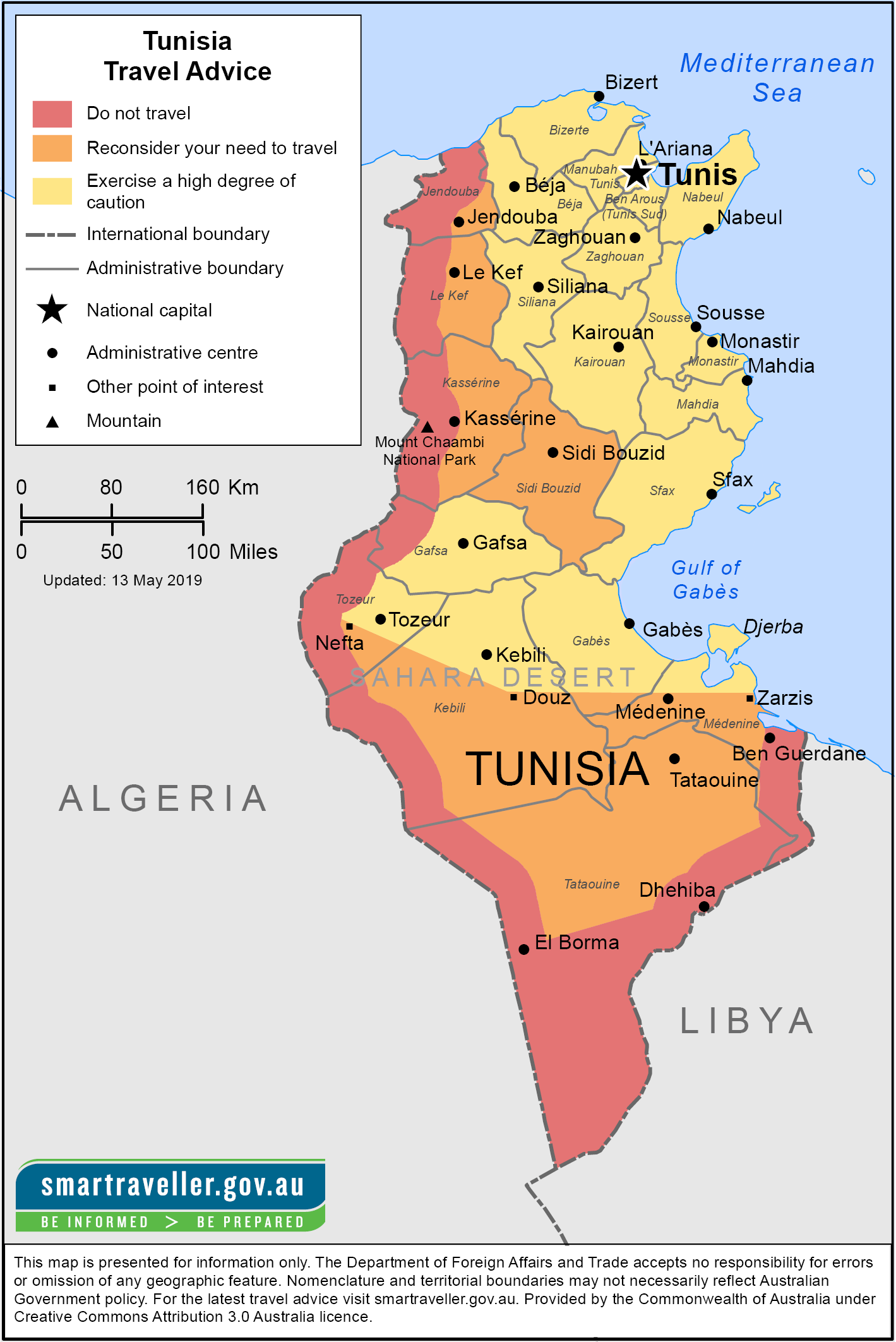 Tunisia-Travel-Insurance | AardvarkCompare.com