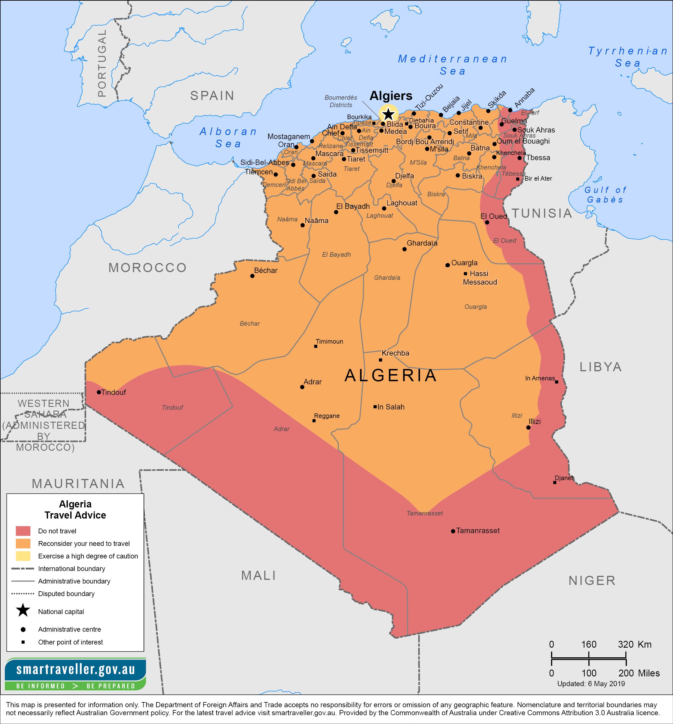Algeria-Travel-Health-Insurance
