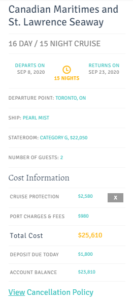 Pearl-Sea-Cruises-Charges | AardvarkCompare.com